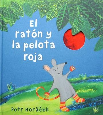 Papel El Raton Y La Pelota Roja