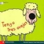 Papel TENGO TRES OVEJAS (DEDITOS)(CARTONE)