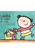 Papel LAURA SE CAMBIA DE CASA (CARTONE)