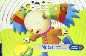 Papel NUBA 3 AÑOS PRIMER TRIMESTRE (RUMBO A NUBARIS) (NOVEDAD 2016)