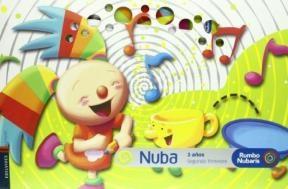 Papel NUBA 3 AÑOS SEGUNDO TRIMESTRE (RUMBO A NUBARIS) (NOVEDAD 2016)