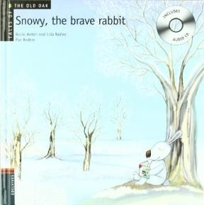 Papel Snowy, The Brave Rabbit