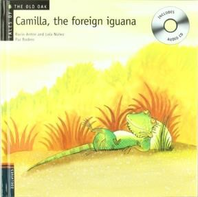 Papel Camilla, The Foreign Iguana