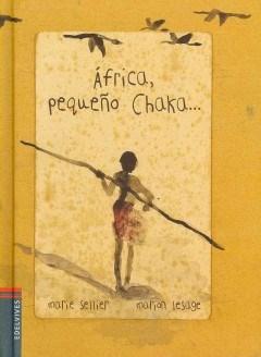 Papel África Pequeño Chaka  -Mini Álbum