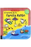 Papel VERANO DE LA FAMILIA RATON (JUEGA Y DESCUBRE) (CARTONE)