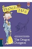 Papel DRAGON DUNGEON (PRINCE JAKE) (ENGLISH READERS + CD) (RUSTICA)