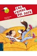 Papel REINAS DEL SOFA (COLECCION YO TERESA MIAU) (CARTONE)