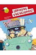 Papel ODIOSAS VACACIONES (COLECCION YO TERESA MIAU) (CARTONE)