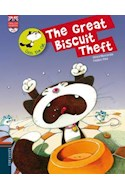 Papel GREAT BISCUIT THEFT (COCO THE CAT) (ENGLISH READERS) (C  /CD)