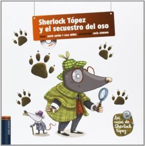 Papel Sherlock Tópez Y El Secuestro Del Oso
