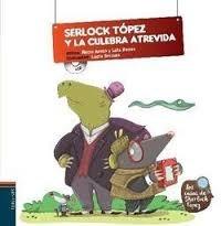 Papel SHERLOCK TOPEZ Y LA CULEBRA ATREVIDA