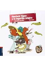 Papel SHERLOCK TOPEZ Y LA LAGARTIJA MAGICA