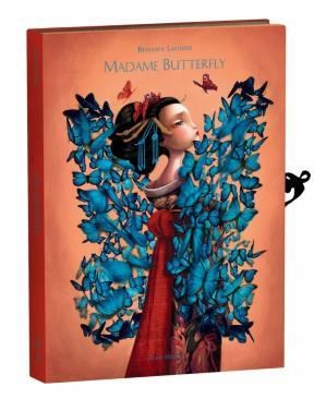 Papel Madama Butterfly