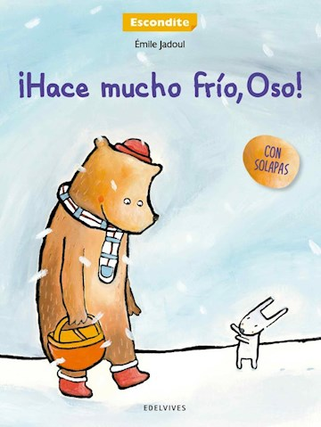 Papel ¡Hace Mucho Frío, Oso!