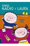Papel SOMOS NACHO Y LAURA (ILUSTRADO) (CARTONE)