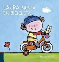 Papel Laura Monta En Bicicleta