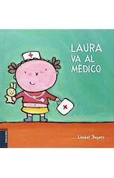 Papel LAURA VA AL MEDICO
