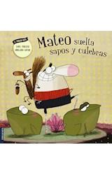 Papel MATEO SUELTA SAPOS Y CULEBRAS