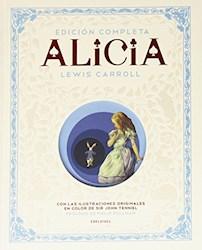 Libro Alicia  Edicion Completa