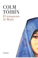 Papel TESTAMENTO DE MARIA (COLECCION NARRATIVA)
