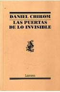 Papel PUERTAS DE LO INVISIBLE (SERIE POESIA)