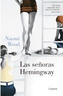 Papel SEÑORAS HEMINGWAY (COLECCION NARRATIVA)