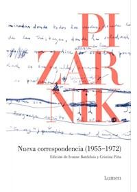 Papel Nueva Correspondencia Pizarnik