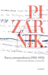 Papel NUEVA CORRESPONDENCIA PIZARNIK (1955-1972) (CARTONE)