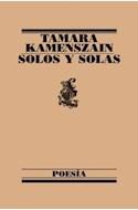 Papel SOLOS Y SOLAS (COLECCION POESIA)