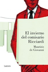 Papel El Invierno Del Comisario Ricciardi