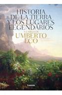 Papel HISTORIA DE LAS TIERRAS Y LOS LUGARES LEGENDARIOS (CARTONE)