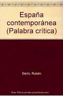 Papel ESPAÑA CONTEMPORANEA (PALABRA CRITICA)