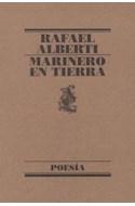 Papel MARINERO EN TIERRA (COLECCION POESIA)