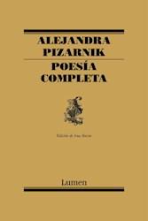 Papel Poesia Completa Alejandra Pizarnik