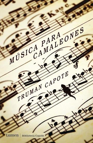 Papel Música Para Camaleones