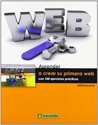 Libro Aprender A Crear Su Primera Pagina Web Con 100 Ejercicios Practicos