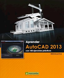 Libro Aprender Autocad 2013 Con 100 Ejercicios Pr.Cticos
