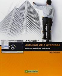 Libro Aprender Autocad 2013 Avanzado Con 100 Ejercicios Practicos