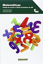 Libro Matematicas Prueba De Acceso A Ciclos Formativos De Gm