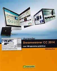 Libro Aprender Dreamweaver Cc 2014 Con 100 Ejercicios Practicos