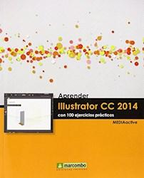 Libro Aprender Illustrator Cc 2014 Con 100 Ejercicios Prcticos
