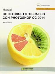 Libro Manual De Retoque Fotogrfico Con Photoshop Cc 2014