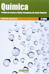 Libro Quimica Prueba De Acceso A Ciclos Formativos