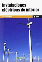 Libro Instalaciones Electricas De Interior