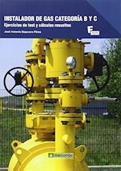 Libro Instalador De Gas Categoria B Y C