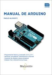 Libro El Manual De Arduino