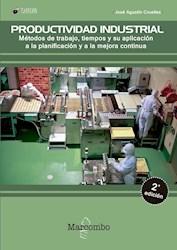 Libro Productividad Industrial