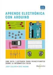 Libro Aprende Electronica Con Arduino