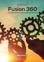 Libro Fusion 360 Con Ejemplos Y Ejercicios Practicos