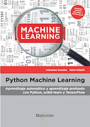 Libro Python Machine Learning